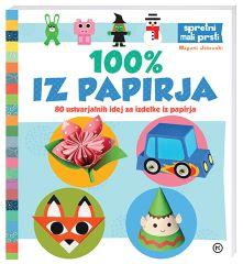 100 ODSTOTNO IZ PAPIRJA