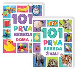 101 PRVA BESEDA DOMA+ŽIVALI