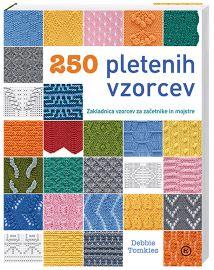 250 PLETENIH VZORCEV
