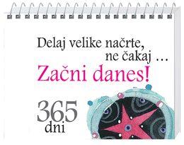 365 DNI ZAČNI DANES!