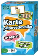 BRAINBOX KARTE PRIPOVEDOVALKE
