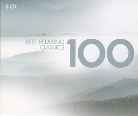 CD 100 BEST RELAXING CLASSIC