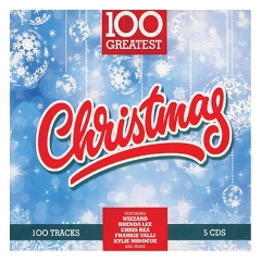 CD 100 CHRISTMAS GREATEST SONGS 5CD