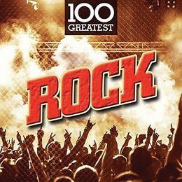 CD 100 GREATES ROCK 5CD
