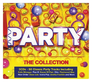 CD 3 PARTY THE COLLECTION