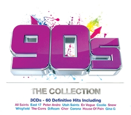 CD 90S THE COLLECTION 3CD