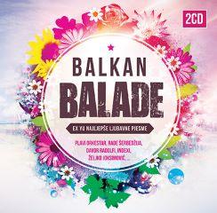 CD BALKAN BALADE 2CD