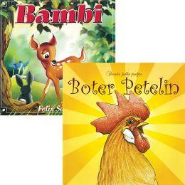 CD BAMBI + BOTER PETELIN