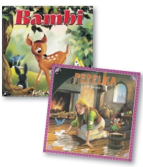 CD BAMBI IN PEPELKA