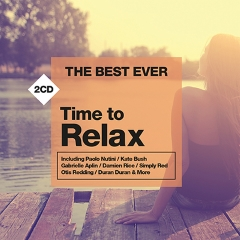 CD BEST EVER TIME TO RELAX