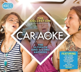 CD CAR-AOKE THE COLLECTION 4CD