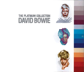 CD DAVID BOWIE-PLATINUM COLLECTION 3 CD