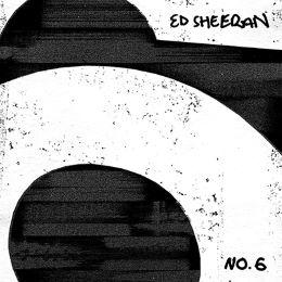 CD ED SHEERAN NO 6. COLLABORATION PROJECT