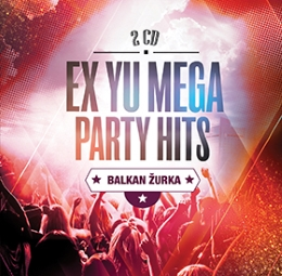 CD EX YU MEGA PARTY HITS