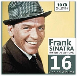 CD FRANK SINATRA THE BEST 10 CD 5CD