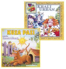 CD KUŽA PAZI+KRALJ URBAN