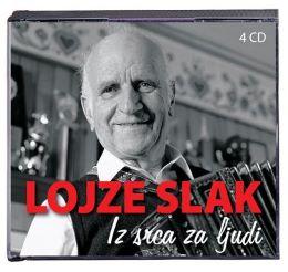 CD LOJZE SLAK 4 CD