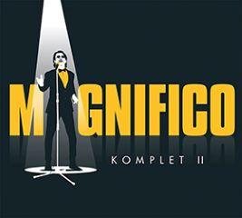 CD MAGNIFICO 2CD