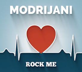 CD MODRIJANI-ROCK ME