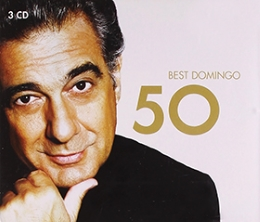 CD PLACIDO DOMINGO 3CD
