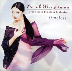 CD SARAH BRIGHTMAN TIMELESS
