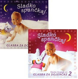 CD SLADKO SPANČKAJ 1 IN 2