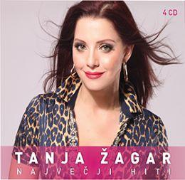 CD TANJA ŽAGAR 4CD