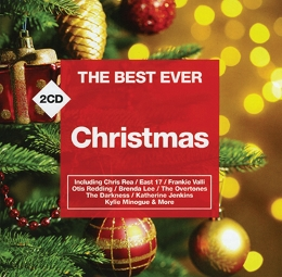 CD THE BEST EVER CHRISTMAS 2 CD