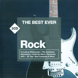 CD THE BEST EVER: ROCK 2CD