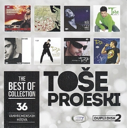 CD TOŠE PROESKI BEST OF 2CD