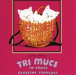 CD TRI MUCE J. BITENC