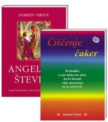 ČIŠČENJE ČAKER IN ANGELSKA ŠTEVILA
