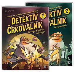 DETEKTIV ČRKOVALNIK 1 + 2
