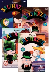 DVD BALTAZAR 5-8