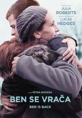 DVD BEN SE VRAČA