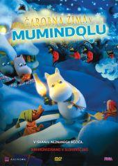 DVD ČAROBNA ZIMA V MUMINDOLU