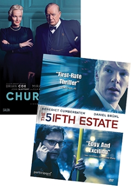 DVD CHURCHILL IN PETA VEJA OBLASTI