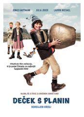 DVD DEČEK S PLANIN