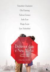DVD DEŽEVNI DAN V NEW YORKU