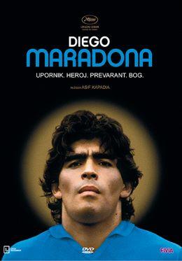 DVD DIEGO MARADONA