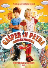 DVD GAŠPER IN PETRA:NAJBOLJŠA PRIJATELJA