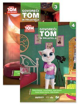 DVD GOVOREČI TOM 3+4