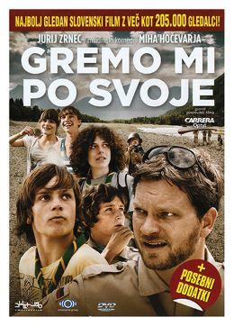 DVD GREMO MI PO SVOJE