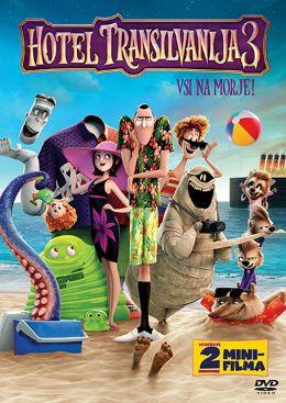 DVD HOTEL TRANSILVANIJA 3