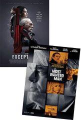 DVD IZJEMA IN NAJBOLJ ISKANI ČLOVEK