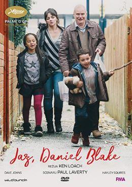 DVD JAZ DANIEL BLAKE