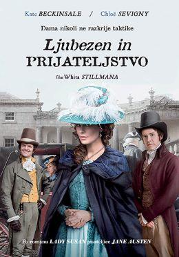 DVD LJUBEZEN IN PRIJATELJSTVO