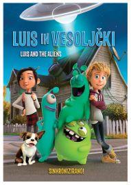 DVD LUIS IN VESOLJČKI