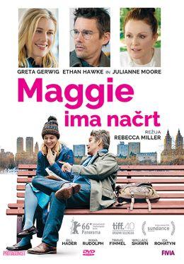 DVD MAGGIE IMA NAČRT
