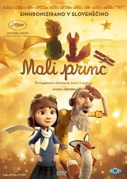 DVD MALI PRINC-NOVO